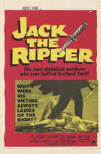 Jack the Ripper - 11 x 17 Movie Poster - Style A