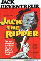 Jack the Ripper - 11 x 17 Movie Poster - Style B