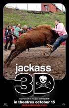 Jackass 3-D - 11 x 17 Movie Poster - Style E