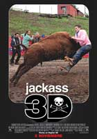 Jackass 3-D - 27 x 40 Movie Poster - Belgian Style B