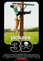 Jackass 3-D - 11 x 17 Movie Poster - Spanish Style D