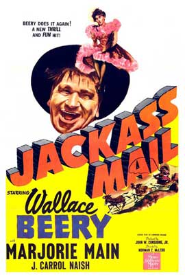 Jackass Mail - 11 x 17 Movie Poster - Style A
