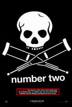 Jackass: Number Two - 11 x 17 Movie Poster - Style A
