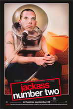 Jackass: Number Two - 11 x 17 Movie Poster - Style B