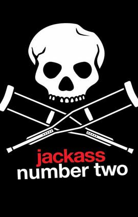 Jackass: Number Two - 11 x 17 Movie Poster - Style F