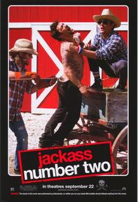 Jackass: Number Two - 43 x 62 Movie Poster - Bus Shelter Style B