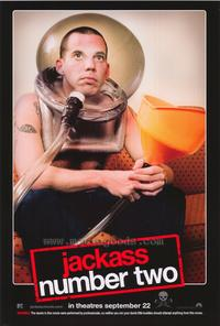 Jackass: Number Two - 43 x 62 Movie Poster - Bus Shelter Style C
