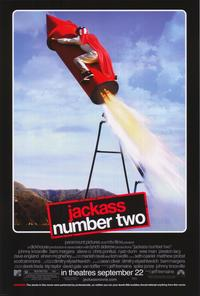 Jackass: Number Two - 43 x 62 Movie Poster - Bus Shelter Style E