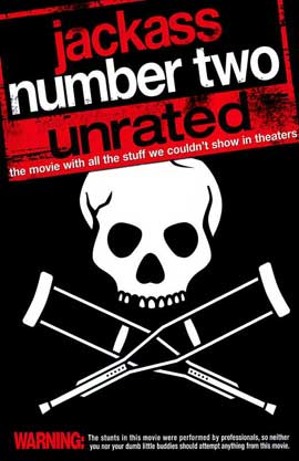 Jackass: Number Two - 11 x 17 Movie Poster - Style I