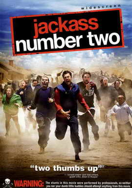 Jackass: Number Two - 11 x 17 Movie Poster - Style J