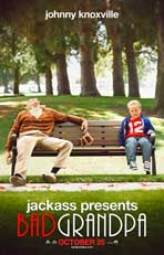 Jackass Presents:  Bad Grandpa - 11 x 17 Movie Poster - Style B