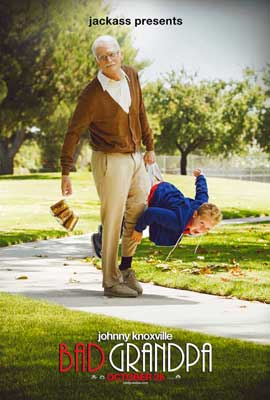 Jackass Presents:  Bad Grandpa - 11 x 17 Movie Poster - Style A