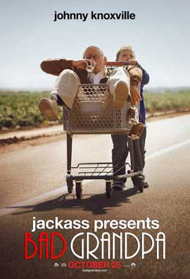 Jackass Presents:  Bad Grandpa - 11 x 17 Movie Poster - Style C
