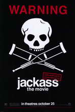 Jackass: The Movie - 11 x 17 Movie Poster - Style B