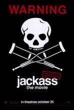 Jackass: The Movie - 27 x 40 Movie Poster - Style B
