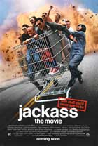 Jackass: The Movie - 27 x 40 Movie Poster - Style C