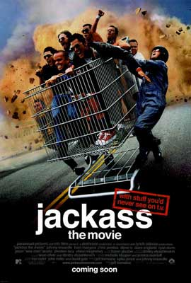 Jackass: The Movie - 27 x 40 Movie Poster - Style A