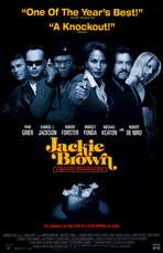 Jackie Brown - 11 x 17 Movie Poster - Style G