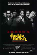 Jackie Brown - 11 x 17 Movie Poster - Style H