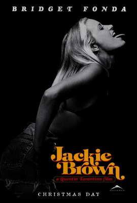 Jackie Brown - 27 x 40 Movie Poster - Style B
