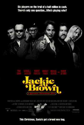 Jackie Brown - 27 x 40 Movie Poster - Style A