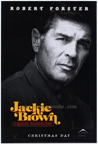 Jackie Brown - 27 x 40 Movie Poster - Style F
