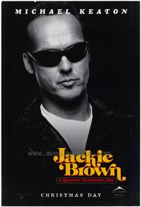 Jackie Brown - 27 x 40 Movie Poster - Style G