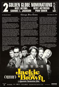 Jackie Brown - 43 x 62 Movie Poster - Bus Shelter Style A