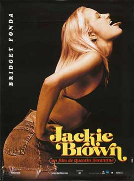 Jackie Brown - 11 x 17 Movie Poster - French Style A