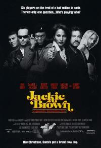 Jackie Brown - 43 x 62 Movie Poster - Bus Shelter Style B