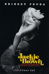 Jackie Brown - 43 x 62 Movie Poster - Bus Shelter Style C