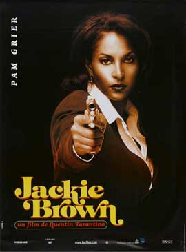 Jackie Brown - 27 x 40 Movie Poster - French Style B