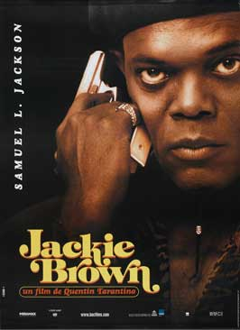 Jackie Brown - 11 x 17 Movie Poster - French Style C