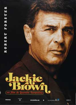 Jackie Brown - 11 x 17 Movie Poster - French Style D