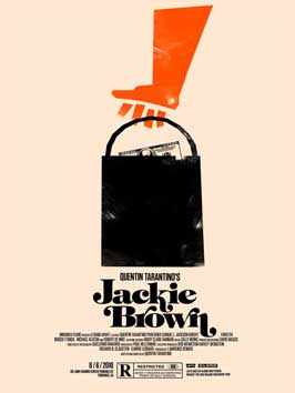 Jackie Brown - 11 x 17 Movie Poster - Style A - Double Sided