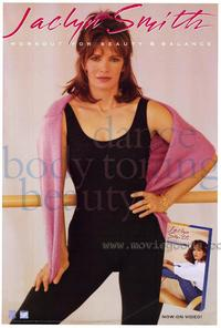 Jaclyn Smith Workout for Beauty and Balance - 27 x 40 Movie Poster - Style A