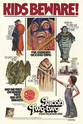 Jacob Two Two Meets the Hooded Fang - 27 x 40 Movie Poster - Style A