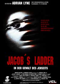 Jacob's Ladder - 11 x 17 Movie Poster - German Style A