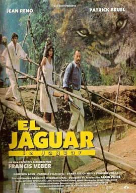 Jaguar, Le - 27 x 40 Movie Poster - Spanish Style A