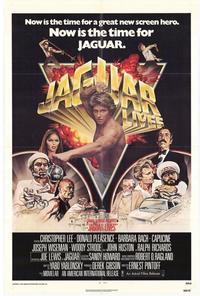 Jaguar Lives - 27 x 40 Movie Poster - Style A