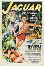 Jaguar - 11 x 17 Movie Poster - Style B