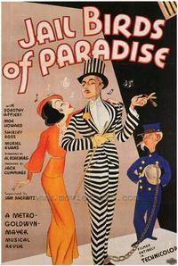 Jail Birds of Paradise - 27 x 40 Movie Poster - Style A
