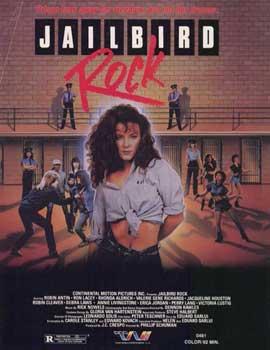 Jailbird Rock - 11 x 17 Movie Poster - Style A