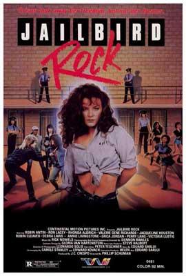 Jailbird Rock - 27 x 40 Movie Poster - Style A