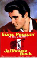 Jailhouse Rock - 11 x 17 Movie Poster - Style A