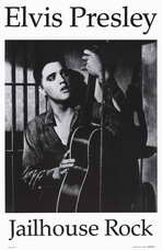 Jailhouse Rock - 11 x 17 Movie Poster - Style C