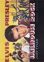 Jailhouse Rock - 11 x 17 Movie Poster - Style D