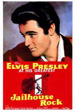 Jailhouse Rock - 27 x 40 Movie Poster - Style A