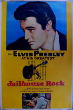 Jailhouse Rock - 11 x 17 Movie Poster - Style E
