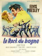 Jailhouse Rock - 27 x 40 Movie Poster - French Style A